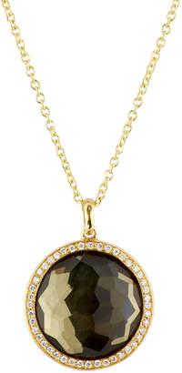 Ippolita 18k Lollipop® Citrine & Diamond Pendant Necklace