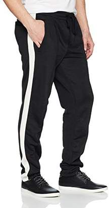 Vince Men's Athletic Track Pant with White Stripe