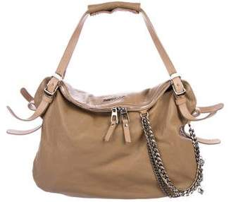 Jimmy Choo Leather Blake Bag