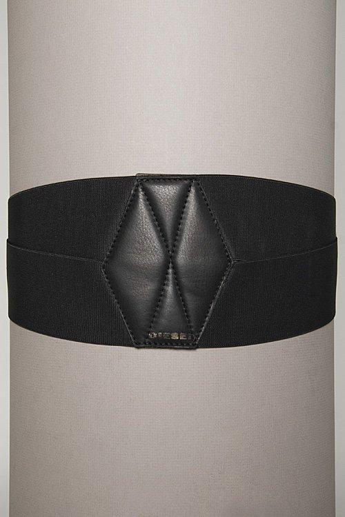 Diesel Black Gold Diamanta Black Belt