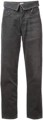Atelier (アトリエ) - Jean Atelier straight-leg trousers