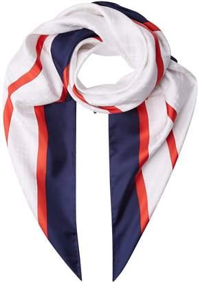 Burberry Society Silk Scarf
