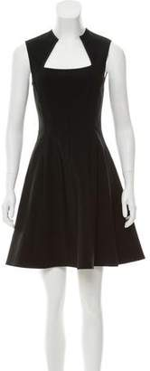 Yigal Azrouel Cutout Mini Dress