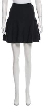 Intermix Mini Flounce Skirt