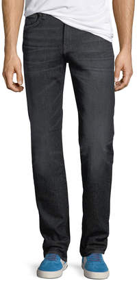 7 For All Mankind Slimmy Dark Wash Slim-Fit Jeans