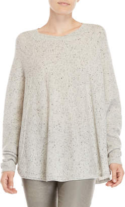 Qi Speckle Pullover Sweater