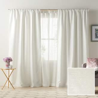 Lauren Conrad Twilight Room Darkening Lined Window Curtain