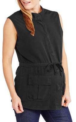 Whoa, Wait Maternity Cargo Vest