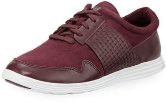 Cole Haan Misha Grand Sport Oxford Sneakers, Dark Red