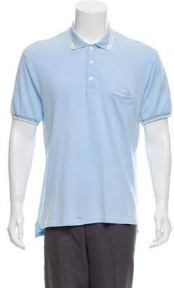 Marc Jacobs Contrast Polo Shirt