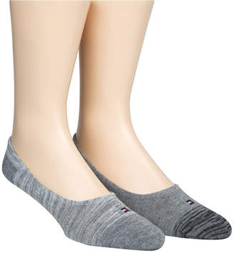Tommy Hilfiger Men's 2-Pk. No-Show Socks