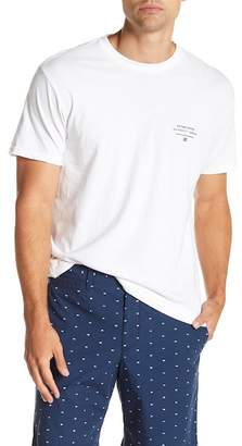 Billabong Finned Short Sleeve Graphic Print Tailored Fit Tee