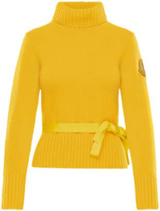Moncler High Neck Sweater