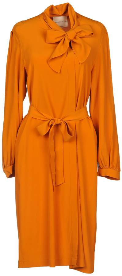 ERIKA Knee-length dresses