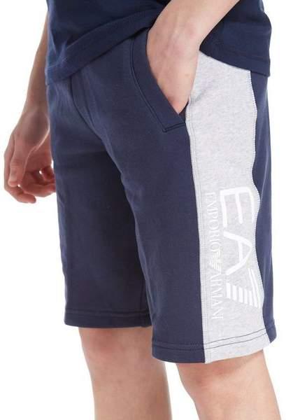 Panel Fleece Shorts Junior