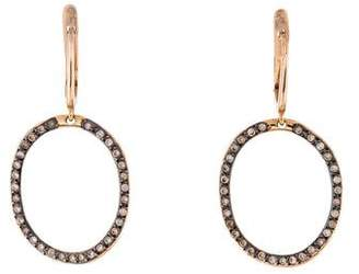 Ileana Makri 18K Diamond Mini Again Earrings