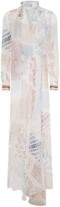 Chloé Paisley Maxi Dress