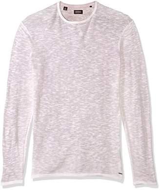 Buffalo David Bitton Men's Wispray Long Sleeve Sweater Top