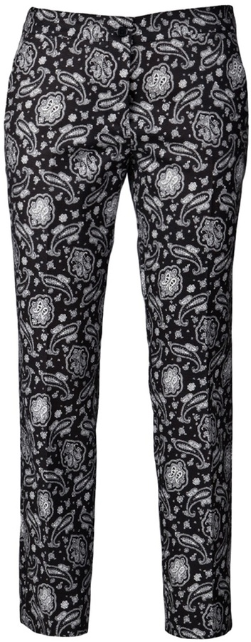 Etro Paisley trouser