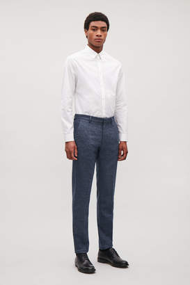 Cos SKINNY-FIT WOOL TROUSERS