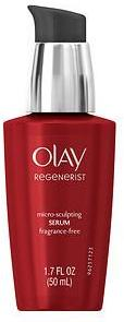 Olay Regenerist Micro-Sculpting Facial Serum, Fragrance Free