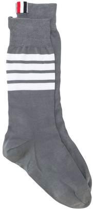 Thom Browne Lightweight Cotton Socks