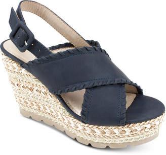 Seven Dials Alessandra Platform Espadrille Wedge Sandals Women's Shoes
