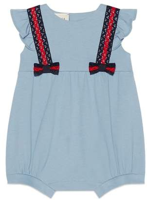 Gucci Short Bubble Romper