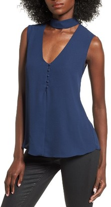 Women's Wayf Ridley Keyhole Top $59 thestylecure.com