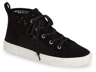 1 STATE 1.State Dulcia Perforated High-Top Sneaker (Women)