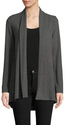 Vince Camuto Long-Sleeve Open Front Cardigan