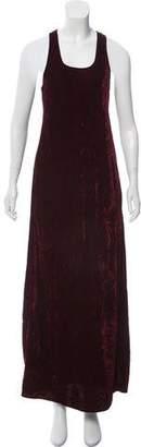 Elizabeth and James Malta Velvet Dress