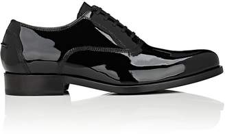 Harry's of London MEN'S ALLEN PATENT LEATHER BALMORALS