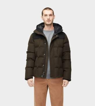 UGG Cadin Hip-Length Wool Parka