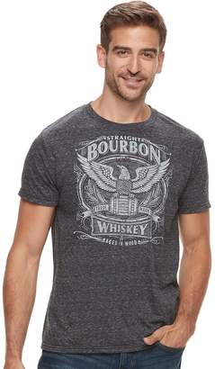 Rock & Republic Men's Whiskey Eagle Tee
