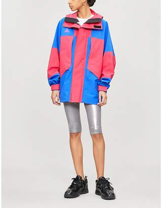 Nike ACG colour-blocked shell jacket