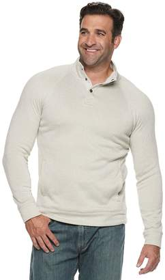 Sonoma Goods For Life Big & Tall SONOMA Goods for Life Supersoft Sweater Fleece Mockneck Pullover