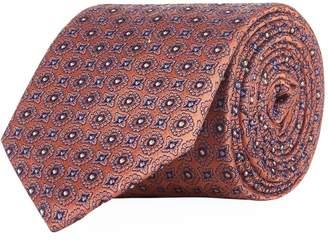 Eton Mosaic Print Tie
