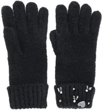 Twin-Set knitted gloves