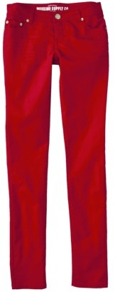 Mossimo Juniors Colored Skinny Denim - Assorted Colors