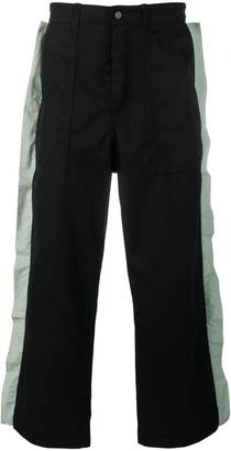 Craig Green cropped straight-leg trousers