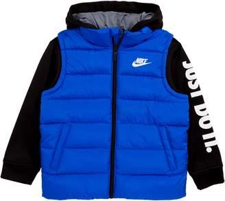 Nike Therma 2-in-1 Zip Hoodie