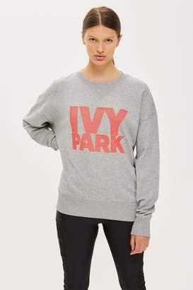 Ivy Park Jigsaw Logo Sweatshirt