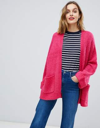 Esprit Chunky Oversized Pocket Cardigan