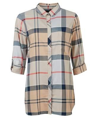 Barbour Tartan Balmedie Tartan Tunic Shirt