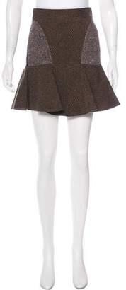 Stella McCartney Mini Flared Skirt