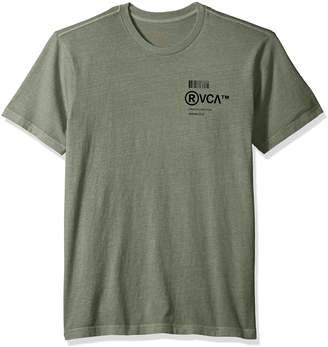 RVCA Men's Conflict 2 Short Sleeve T-Shirt