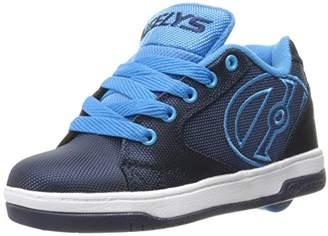 Heelys Boy's Propel 2.0 Running Shoes, Navy/New Blue/Ballistic, 8 N US Toddler
