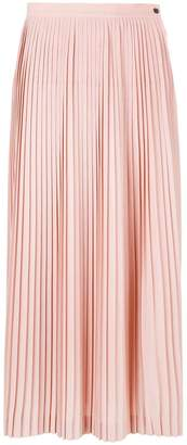 Loro Piana pleated maxi skirt