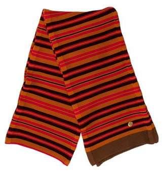 Louis Vuitton Wool Striped Scarf w/ Tags